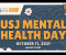 """The Department of Psychology of the Faculty of Social Sciences and Education held its first edition of the """"USJ Mental Health Day"""""""