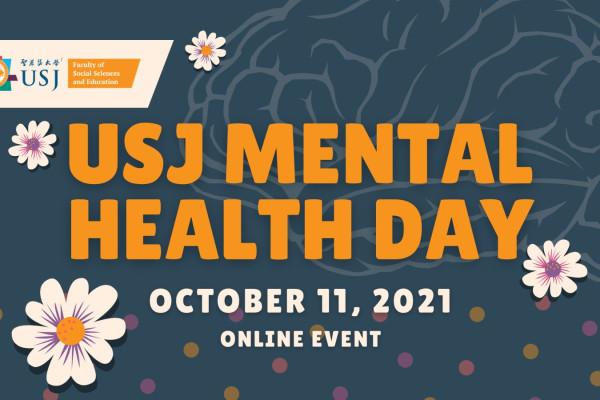 USJ Mental Health Day 2021
