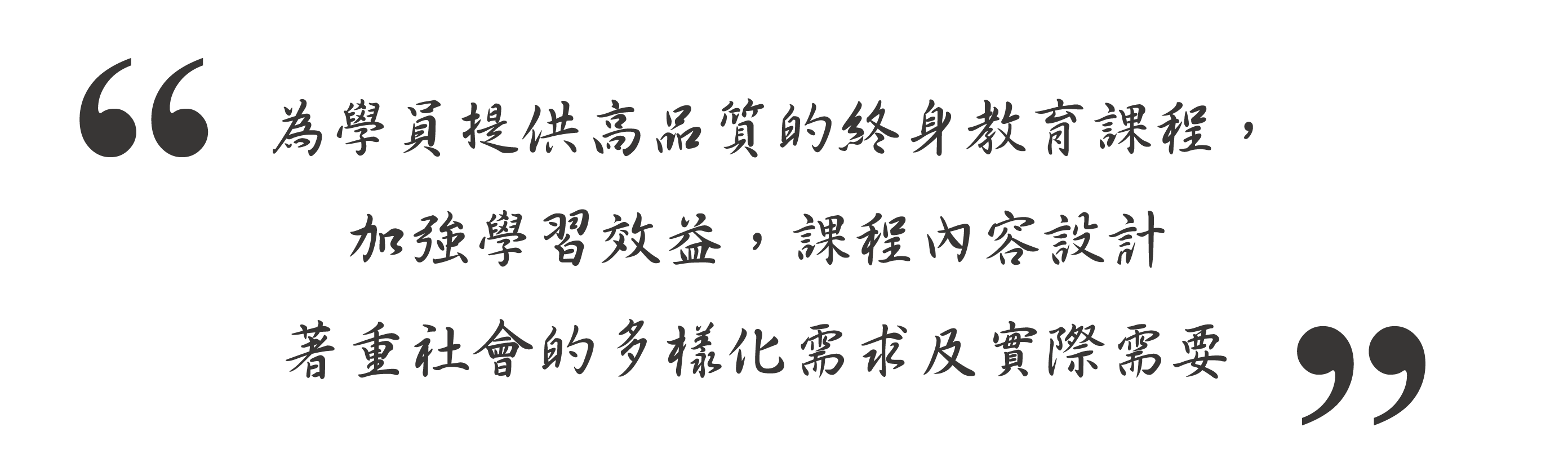 LLO Mission Statement Chinese