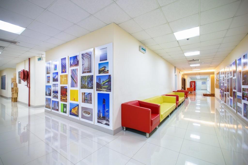 NAPE3 Corridor