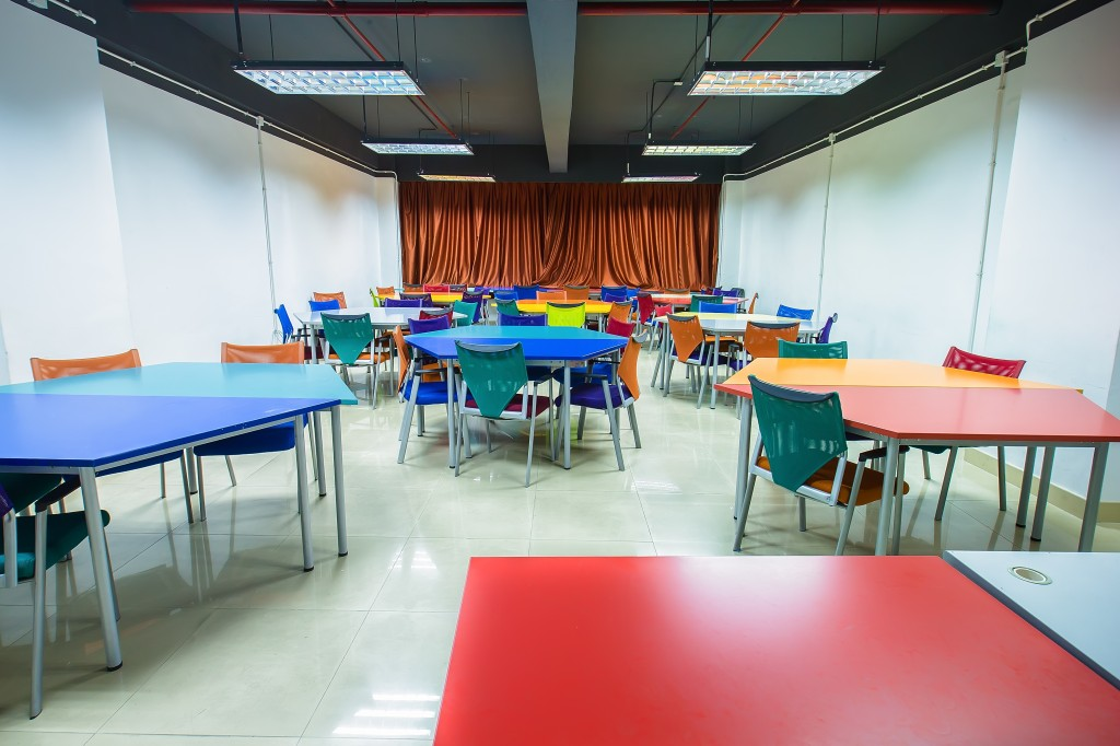 NAPE3 Classroom