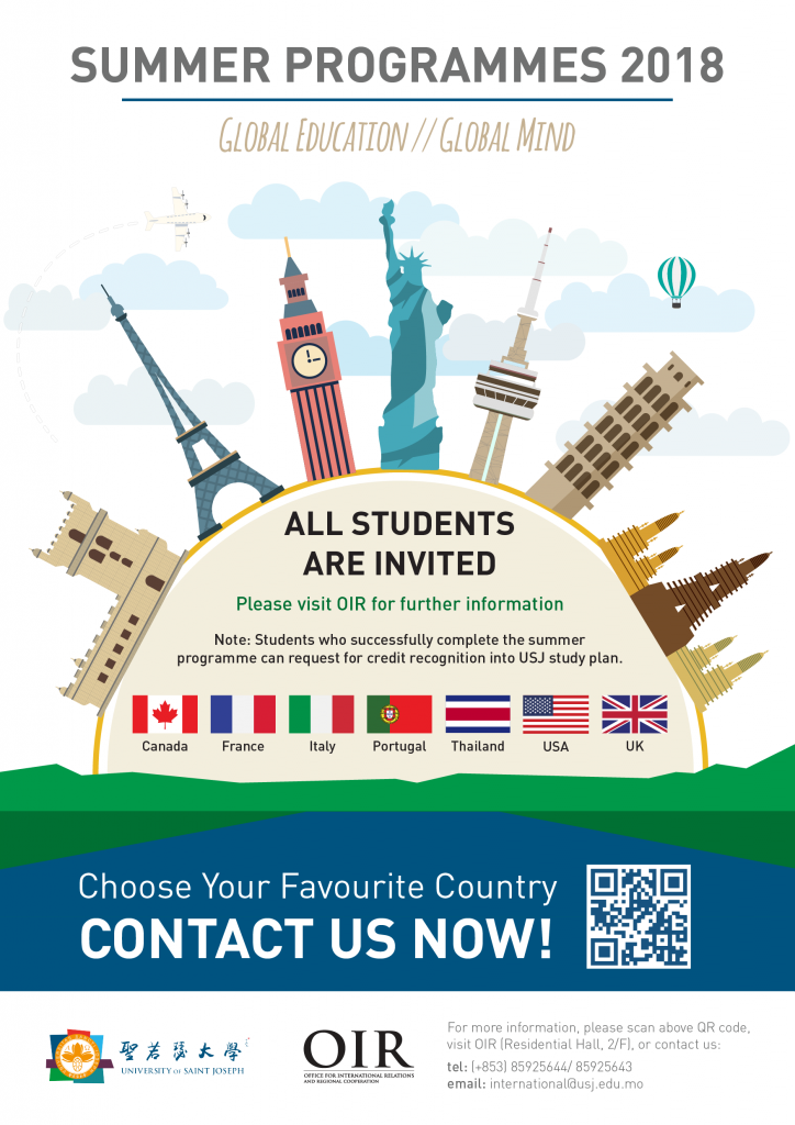 Summer Exchange Programme_Poster_web-01