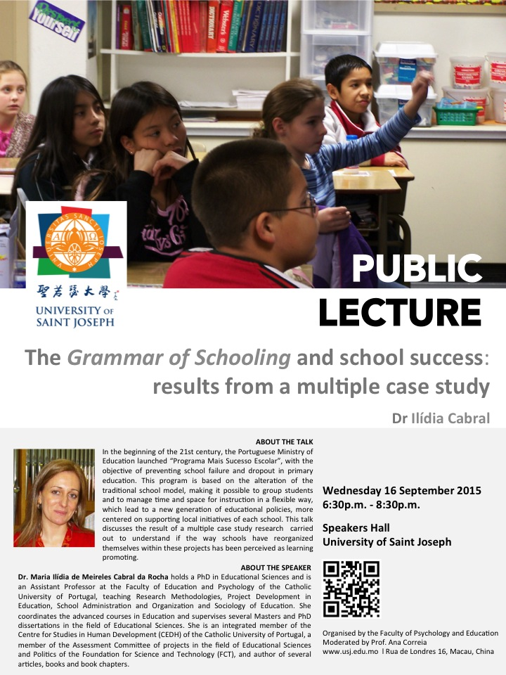 Poster20150926 Cabral's Public Lecture