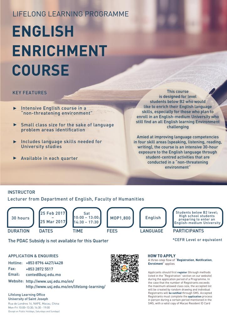 ENGLISH enrichment -01
