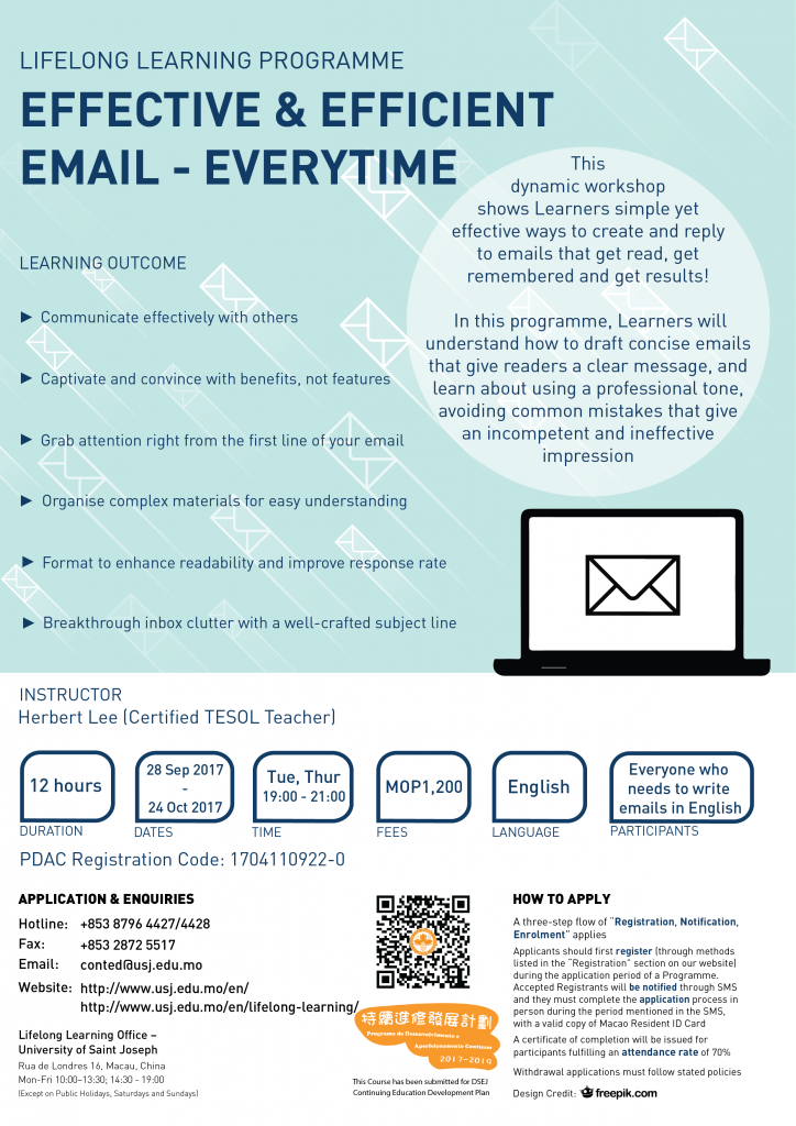 Effective & Efficient Email - Everytime_Poster