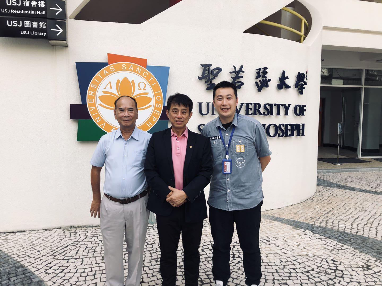 Mr Kuan Visit USJ 2